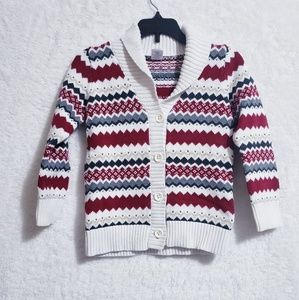 Gymboree sweater gir size S( 5-6)